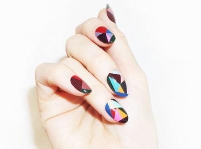 nail art carnevale