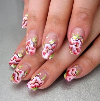 nail one stroke