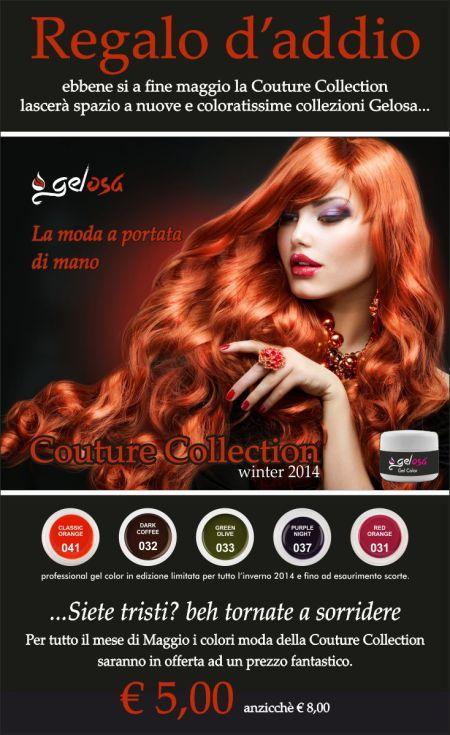 locandina Addio Couture 2